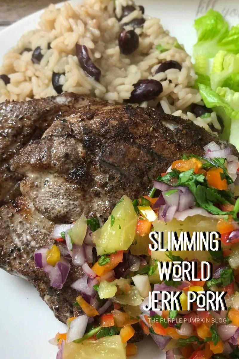 Slimming World Jerk Pork