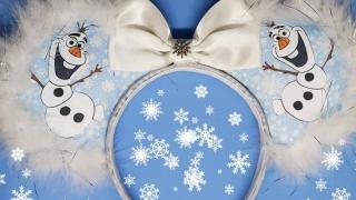 Olaf Mickey Ears