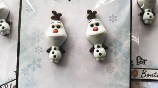 Olaf Stud Earrings
