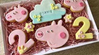 Peppa Pig Biscuit Gift Set