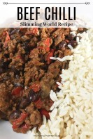 Beef Chilli Slimming World Recipe