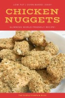 Low Fat Oven Baked Easy Chicken Nuggets