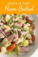 Quick & Easy Ham Salad