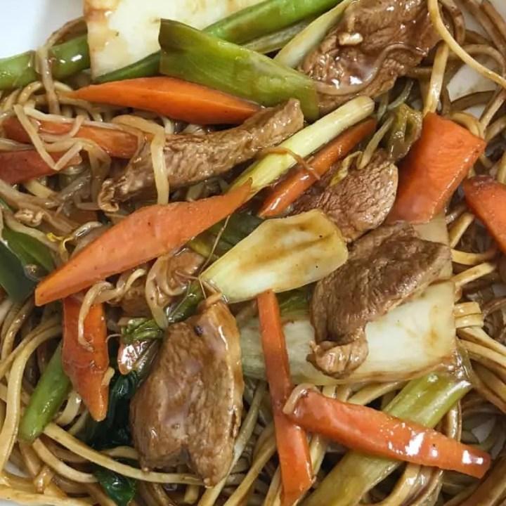 Hoisin Duck & Vegetable Stir-fry
