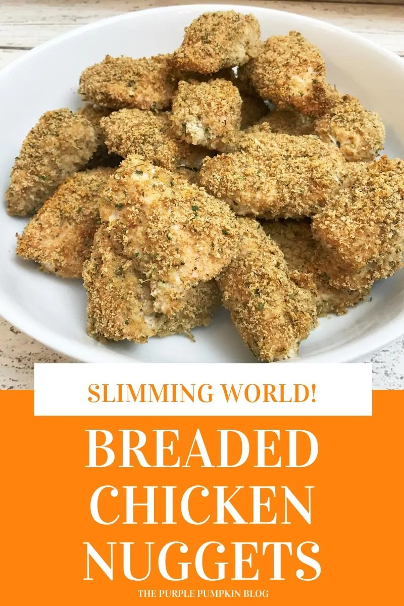 Slimming World Breaded Chicken Nuggets