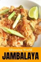Slimming World Jambalaya