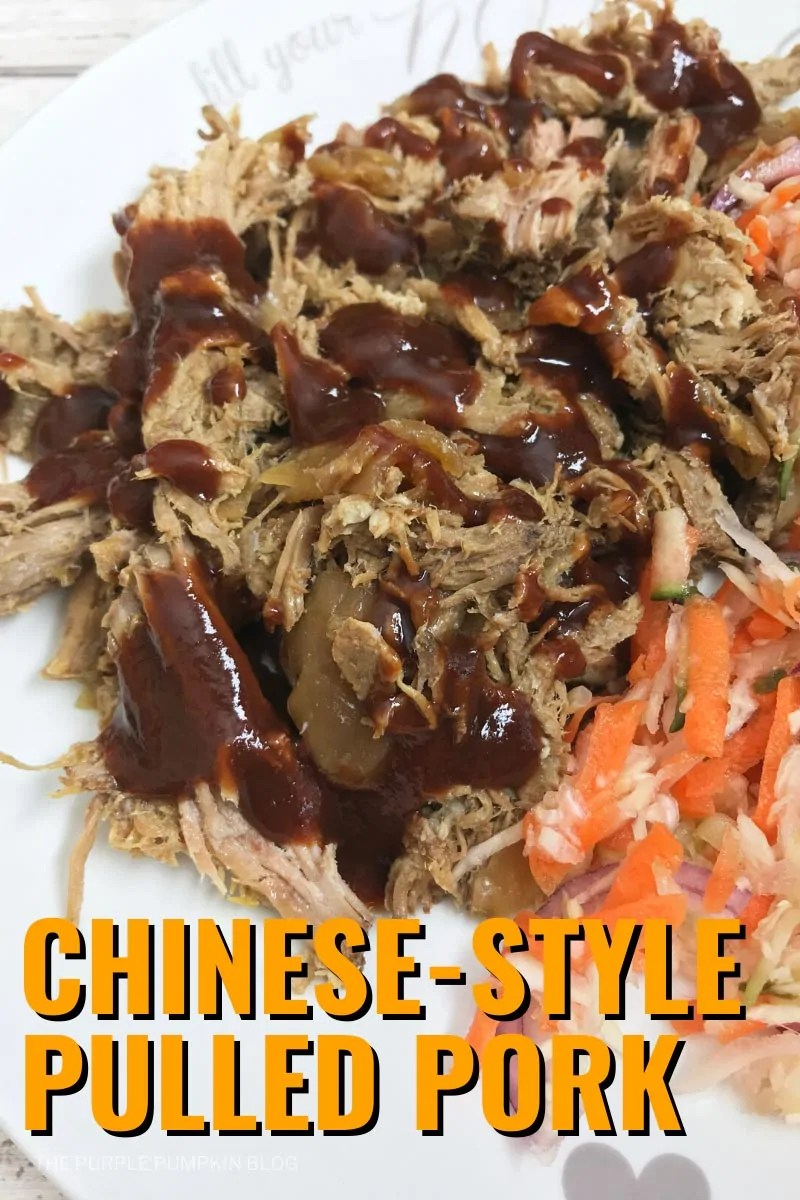 Chinese-Style Pulled Pork