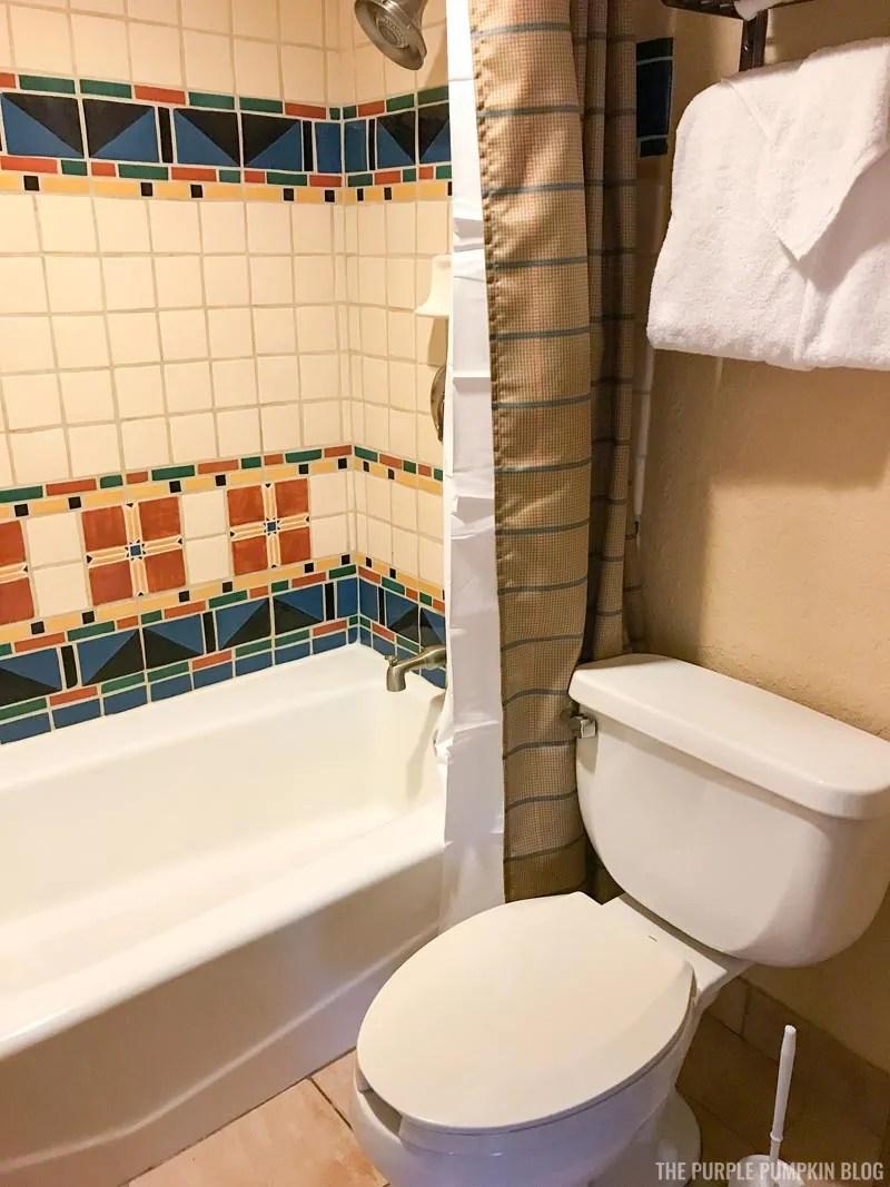 Room 3561 Boulder Ridge Villas - Bathroom