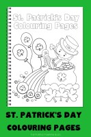 Colouring Pages for St. Patrick's Day