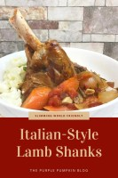 Slimming World Italian-Style Lamb Shanks