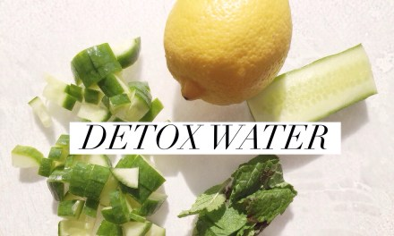How to Make the Best Detox Water