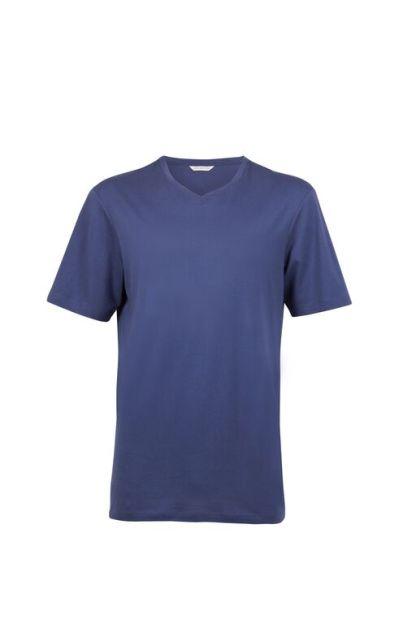 CJ Man Navy Blue Top