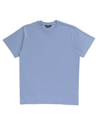 Light Blue Jersey Men's Top