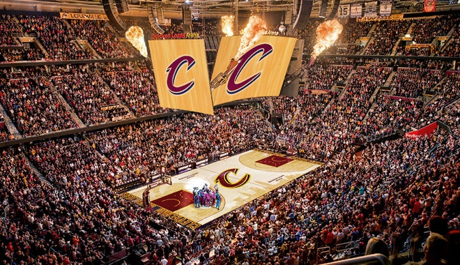 Image result for quicken loans arena