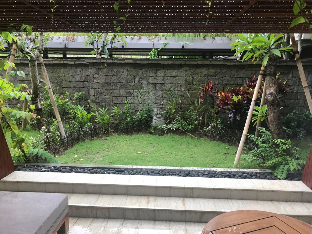 Ground floor view, Hyatt Regency Bali, Sanur