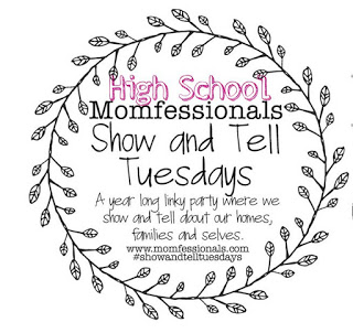 Show & Tell Tuesday – Who I Was in High School