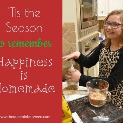 Show and Tell – Happiness is Homemade
