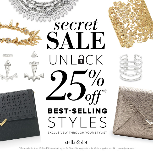 Stella & Dot Sale