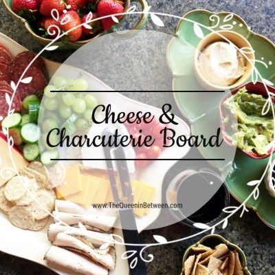 Friday Favorites – Charcuterie Board