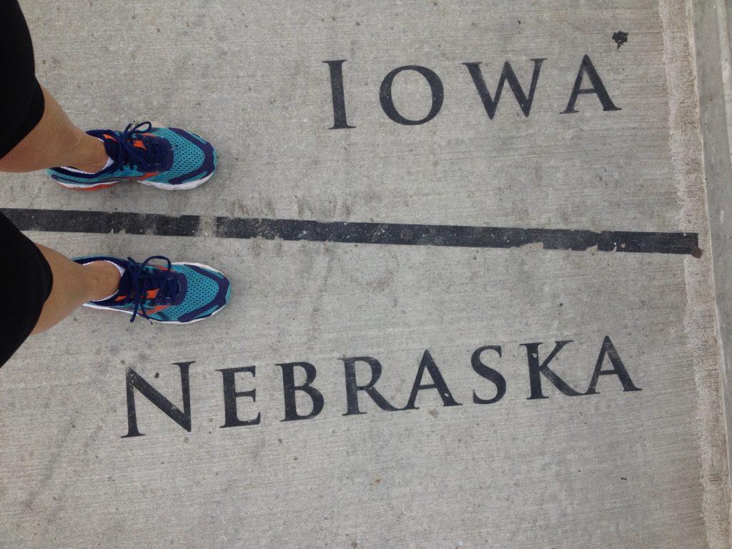 Omaha - Bob Kerry Pedestrian Bridge