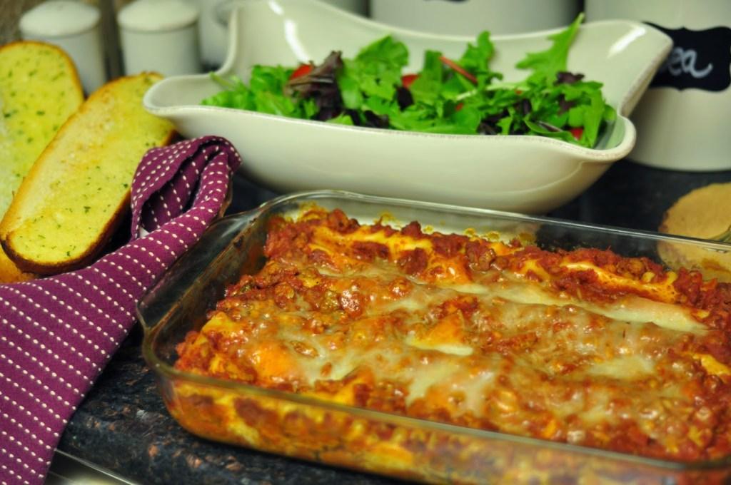 Easy Lasagna - The Queen in Between