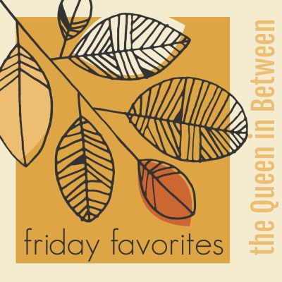 Friday Favorites – Random Finds