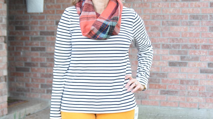 Stitch Fix – Fall Box Review