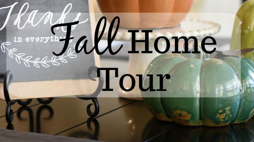 Fall Home Tour + TBB Linkup