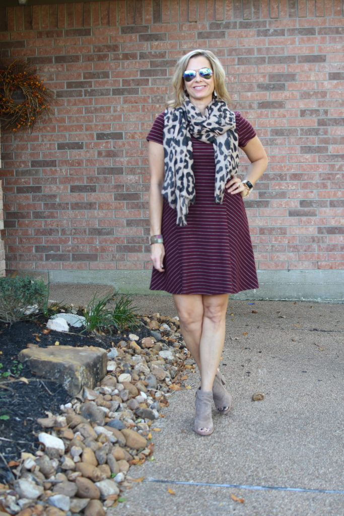 Leopard + Stripes - The Queen in Between