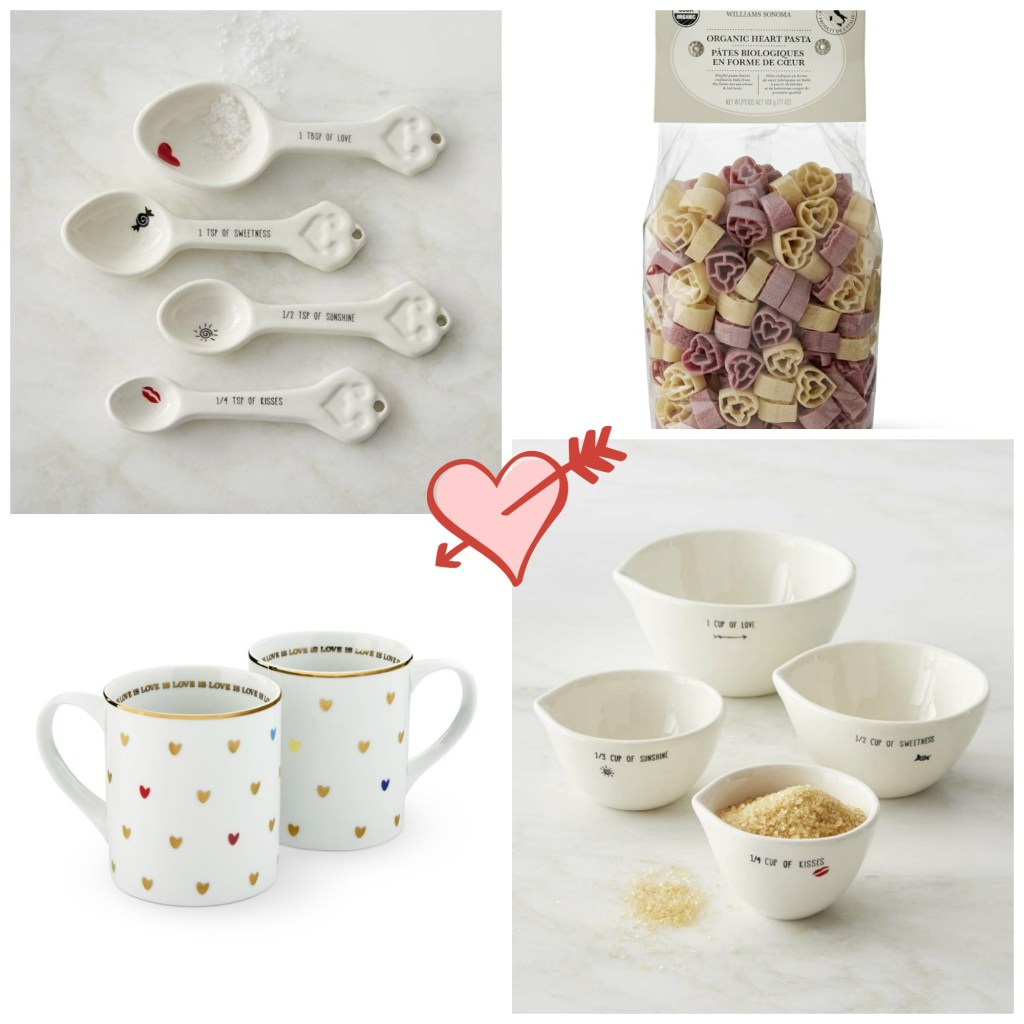 Valentine Picks from William Sonoma