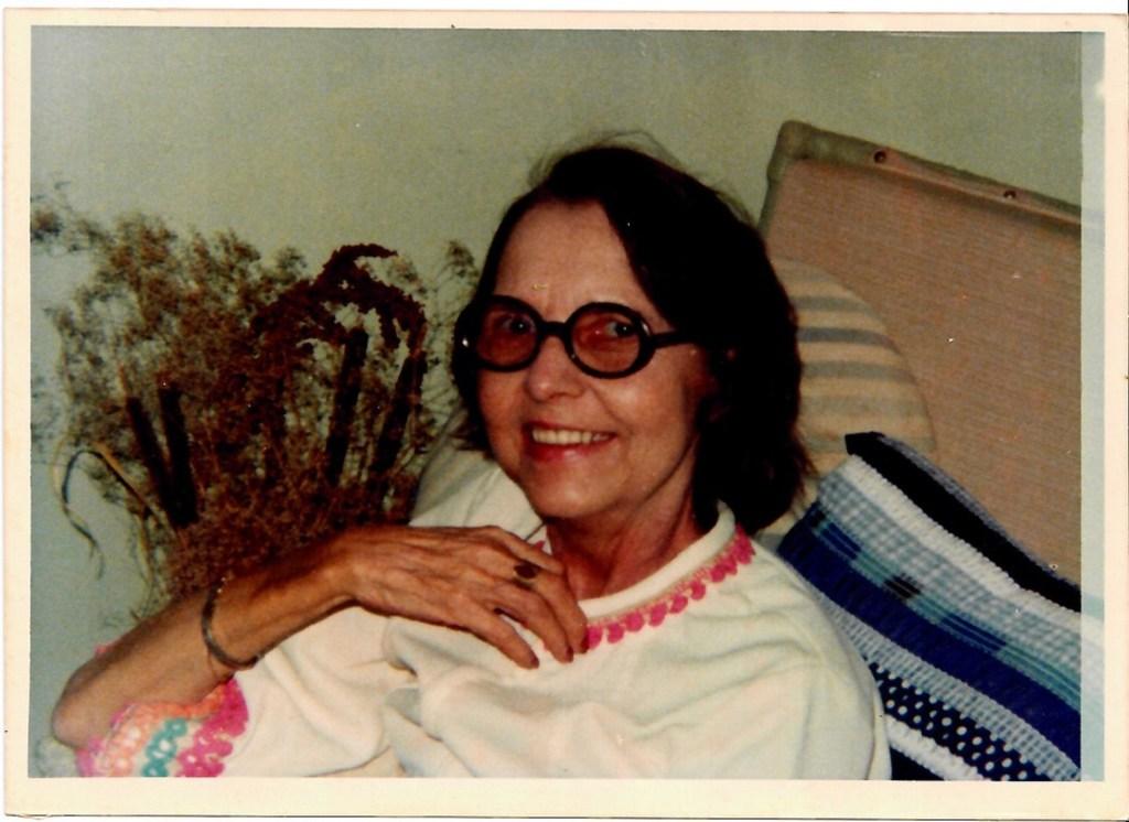 Jane Clark, Patti Phillips mom.