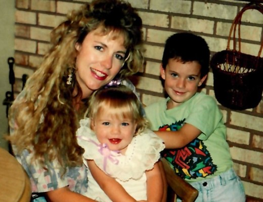 Kids & Patti 1991