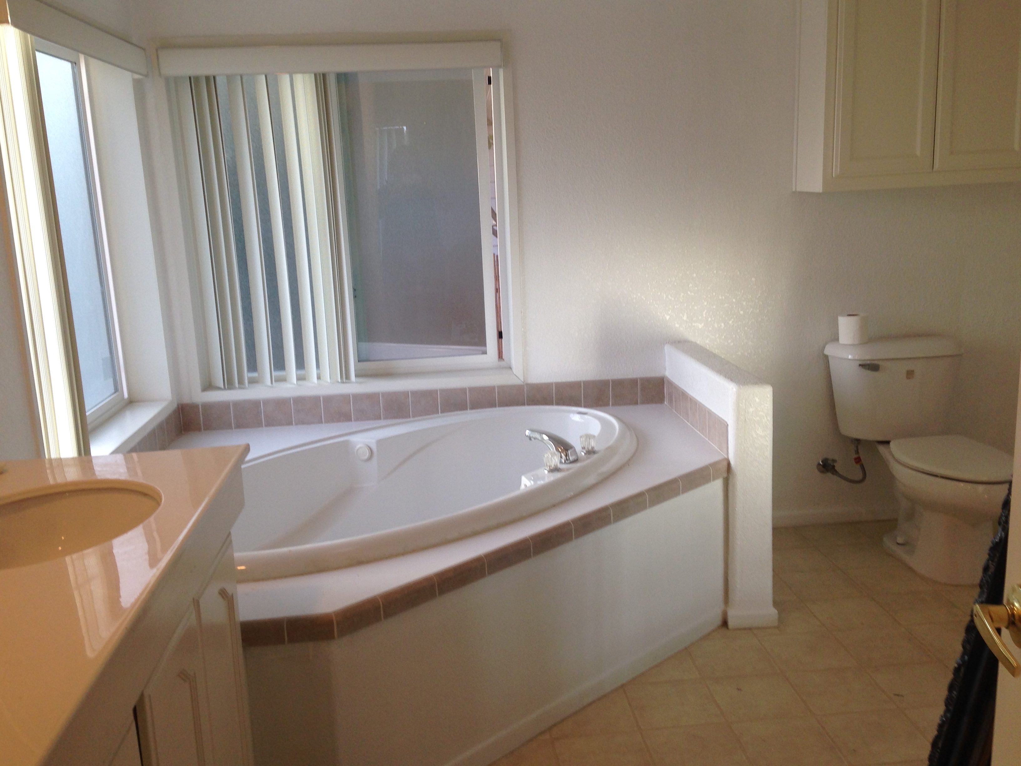 This Shows The Bathroom As It Was When I Purchased