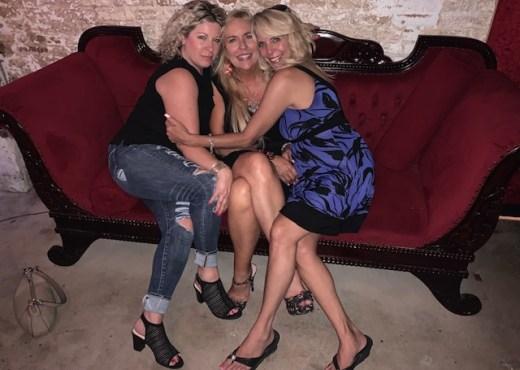 Melanie, Patti & Kelly