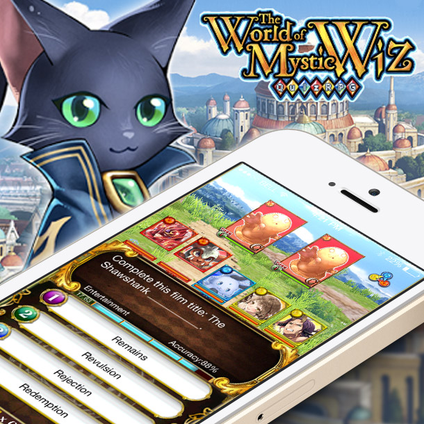 Quiz RPG – The World of Mystic Wiz