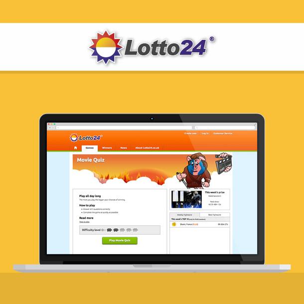Lotto 24 Quiz