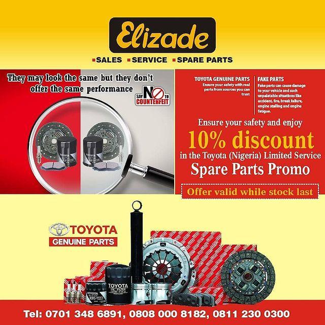 Elizade Nigeria Limited - TheQuickFinder