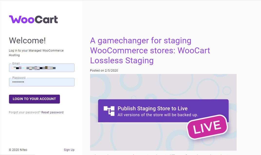 Getting Started With WooCart
