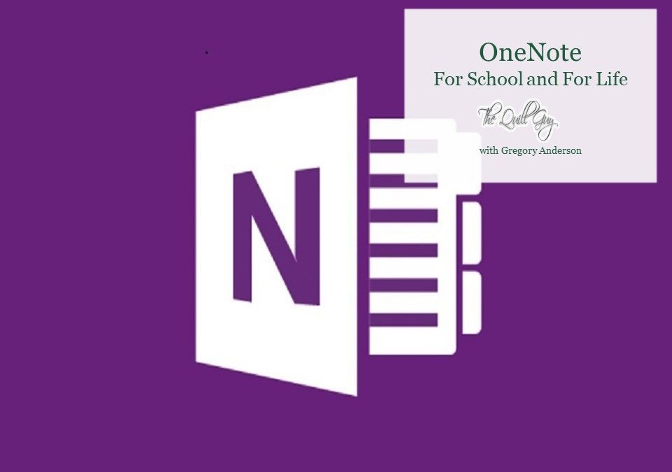 Using OneNote in the Classroom
