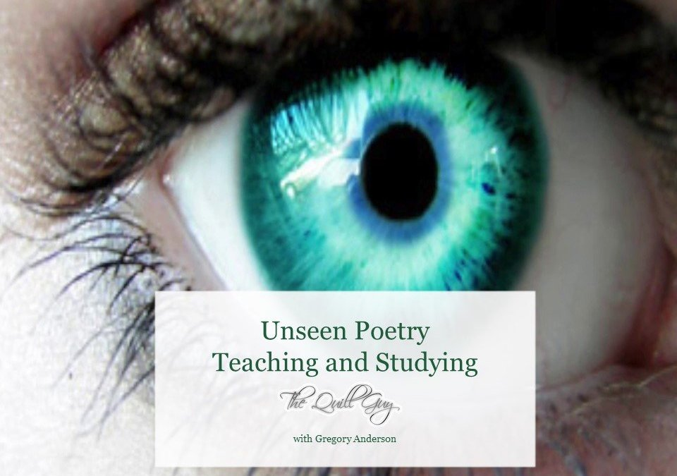 Modelling how to respond to unseen poetry in real time: Spring in War-Time