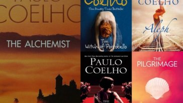 5 inspiring books by paulo coelho feature image