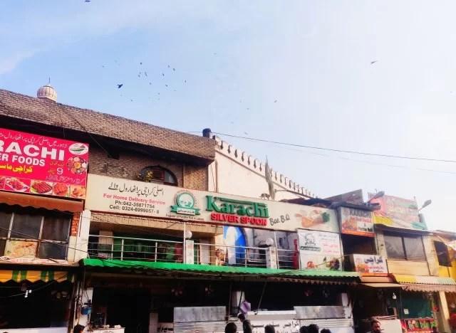 Karachi Paratha Roll