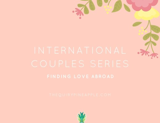 International Couples Series -- The Quirky Pineapple