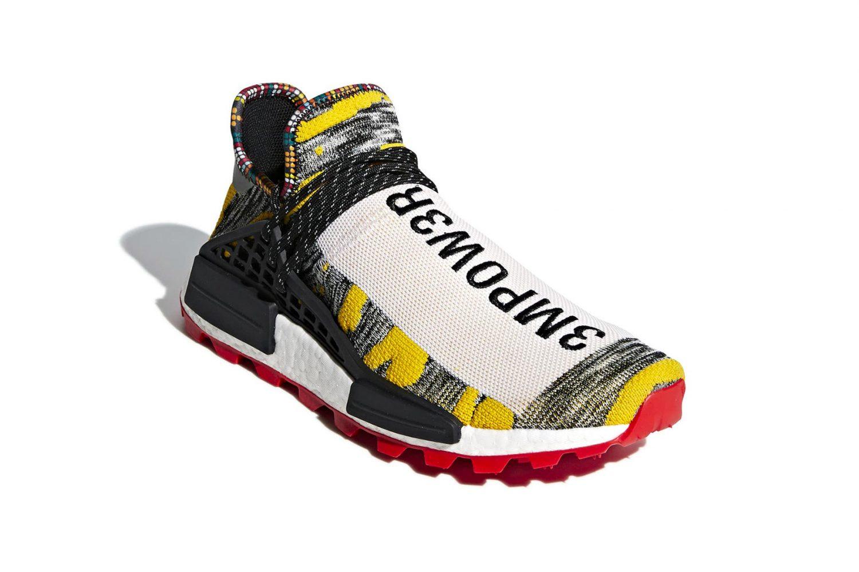 Pharrell es Adidas Originals NMD hu