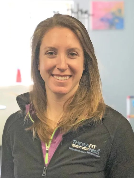 Lindsay Marxen Physical Therapist Towson md