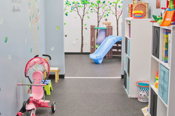 Westminster Pediatric Physical Therapy Hallway