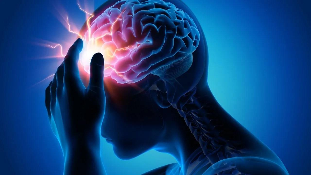 Stroke Brain Graphic Therafit Rehab
