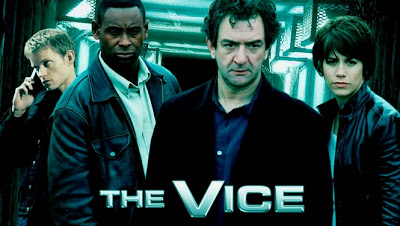 Alan Waldman: 'The Vice' is a Gritty, Dark Cop Series About