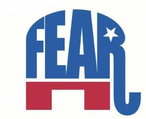 Image result for gop fear mongering