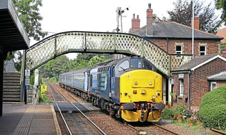 Greater Anglia to run Class 37 farewell railtour in May